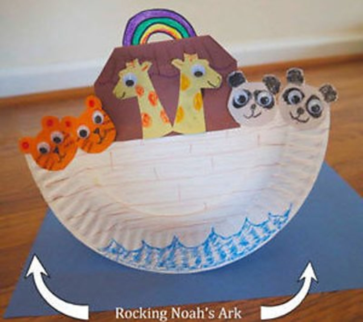 rocking noahs ark