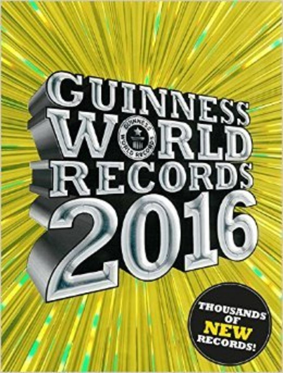 Guinness World Records -- Books for Reluctant Readers: Girls Who Don't Like to Read
