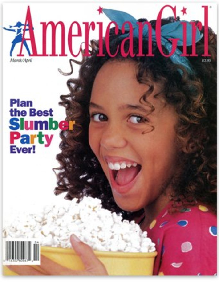 American Girl Magazine -- Books for Reluctant Readers: Girls Who Don't Like to Read