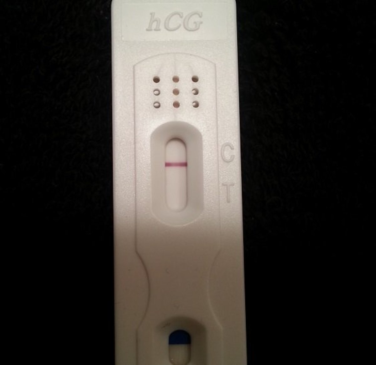 Are Pink or Blue Dye Pregnancy Tests Better?