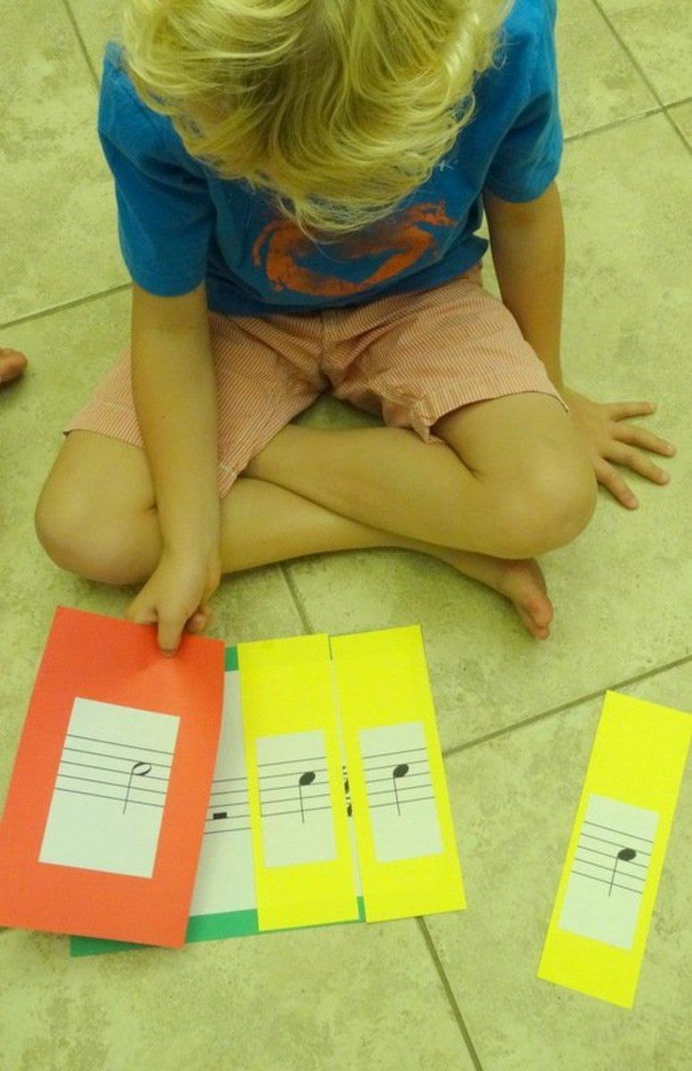 Children learn by association.