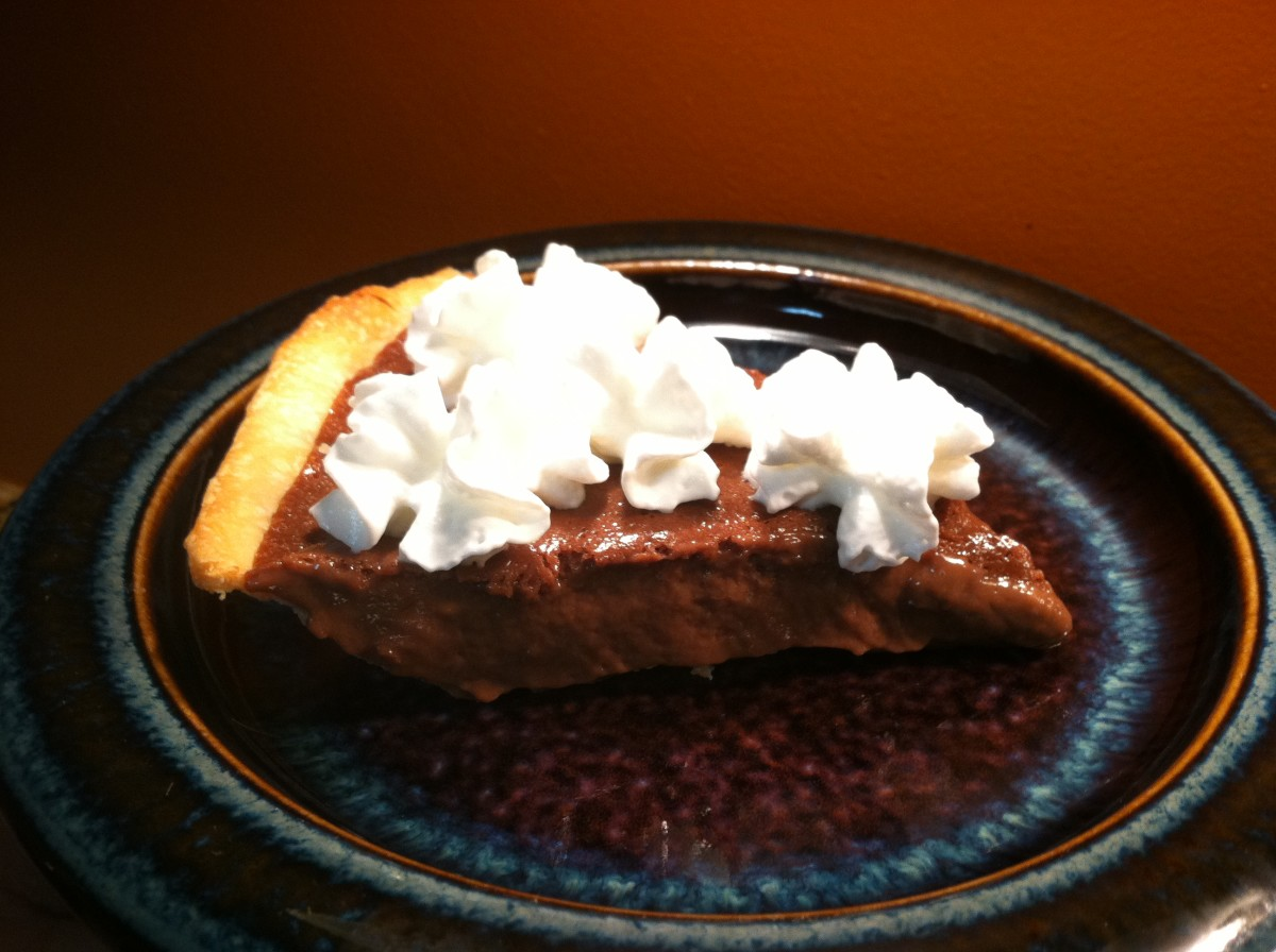 Chocolate pie has a different rhythm pattern of notes.