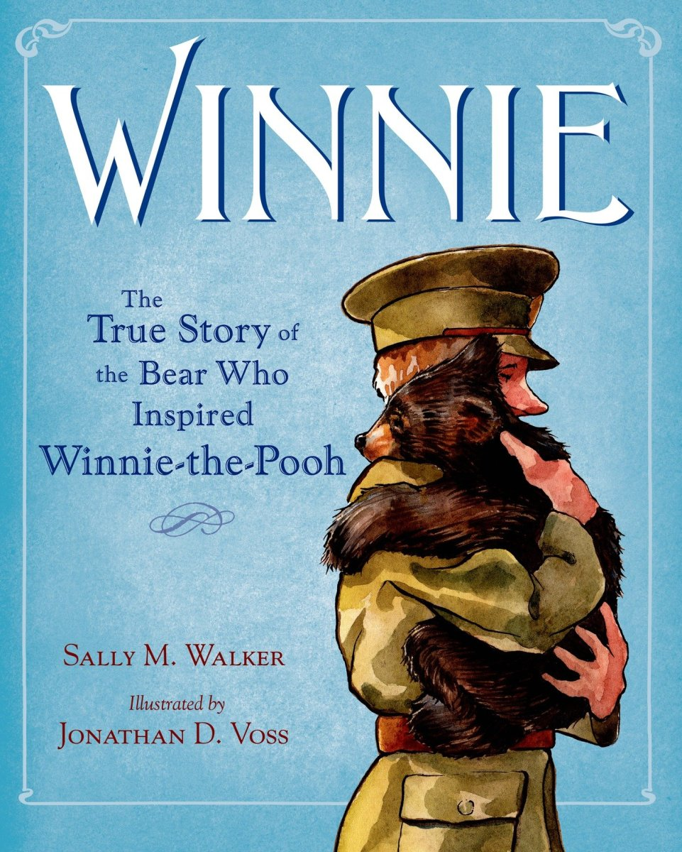 Winnie: The True Story of the Bear Who Inspired Winnie-the-Pooh