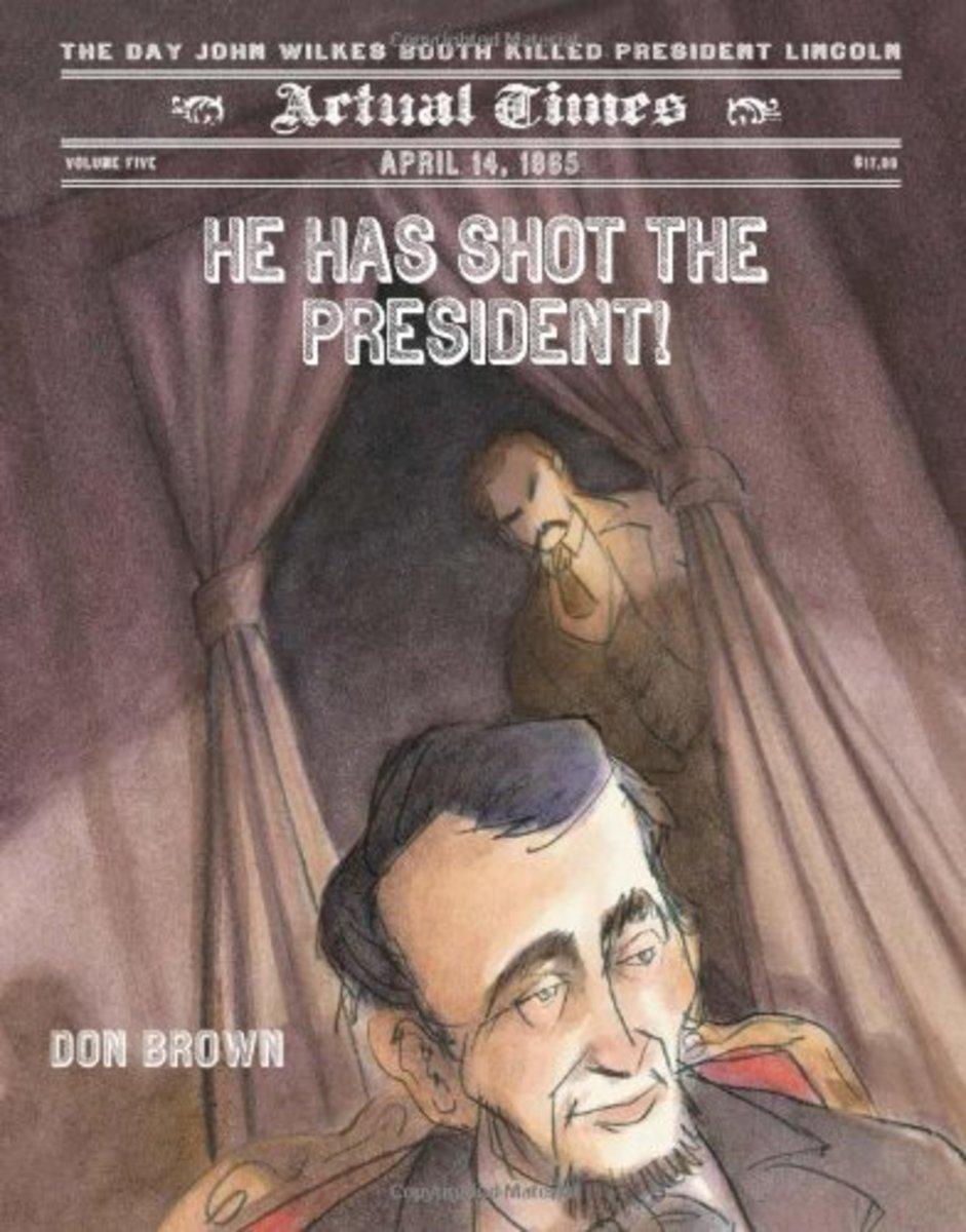 He Has Shot the President