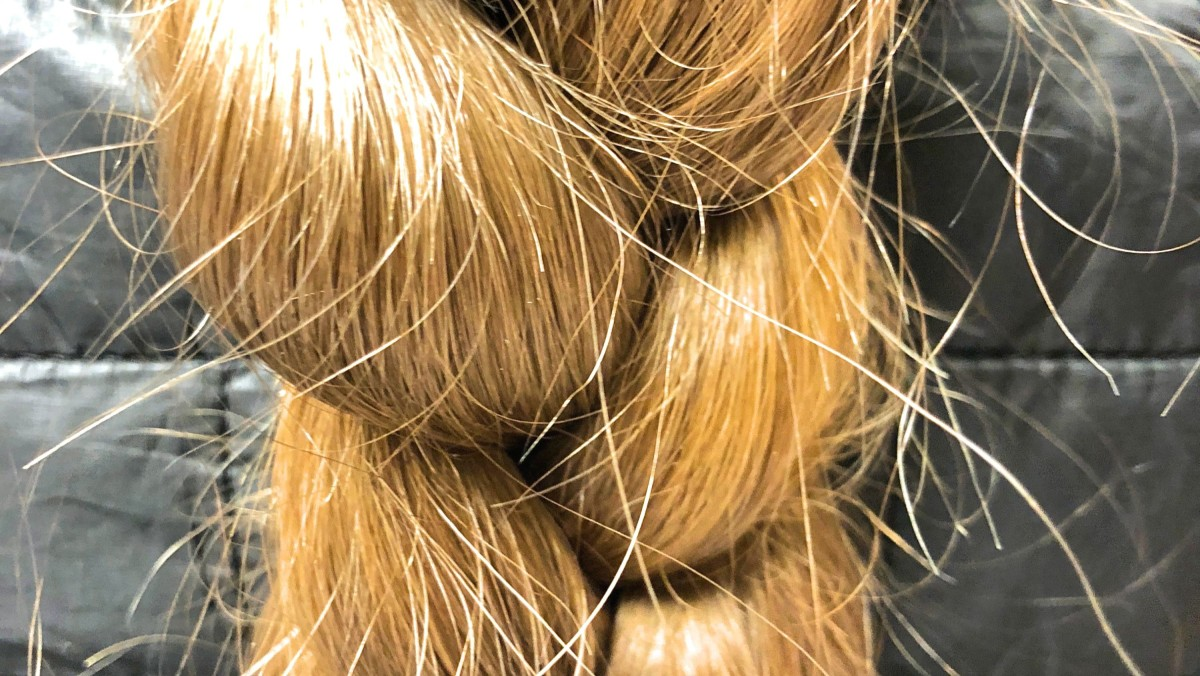 Wearing hair in braids can help prevent spread of lice during an outbreak.