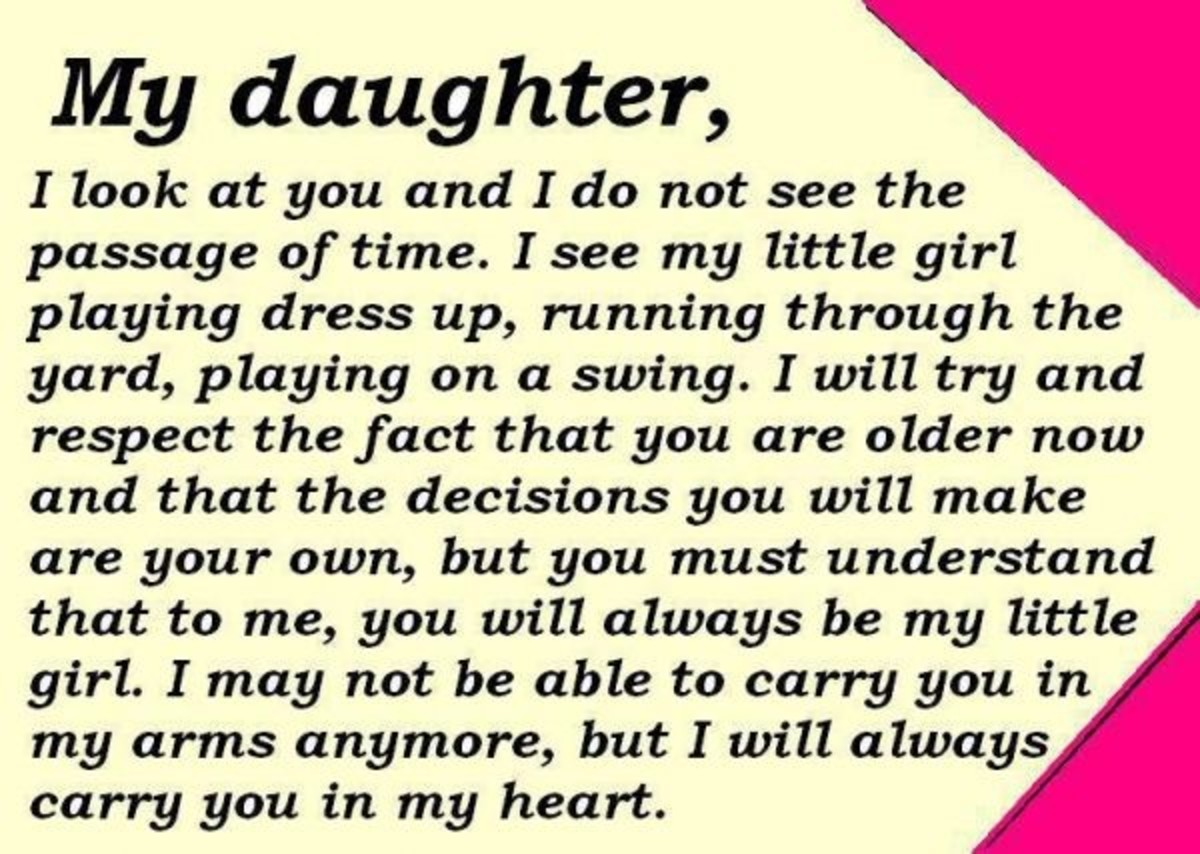 Quotes About Mother Daughter Relationships Wehavekids