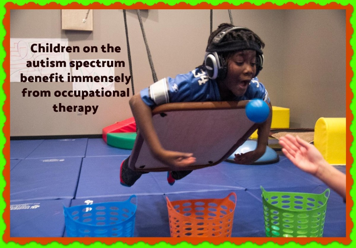 Occupational therapy can help children gain strength, improve balance, and enhance coordination.