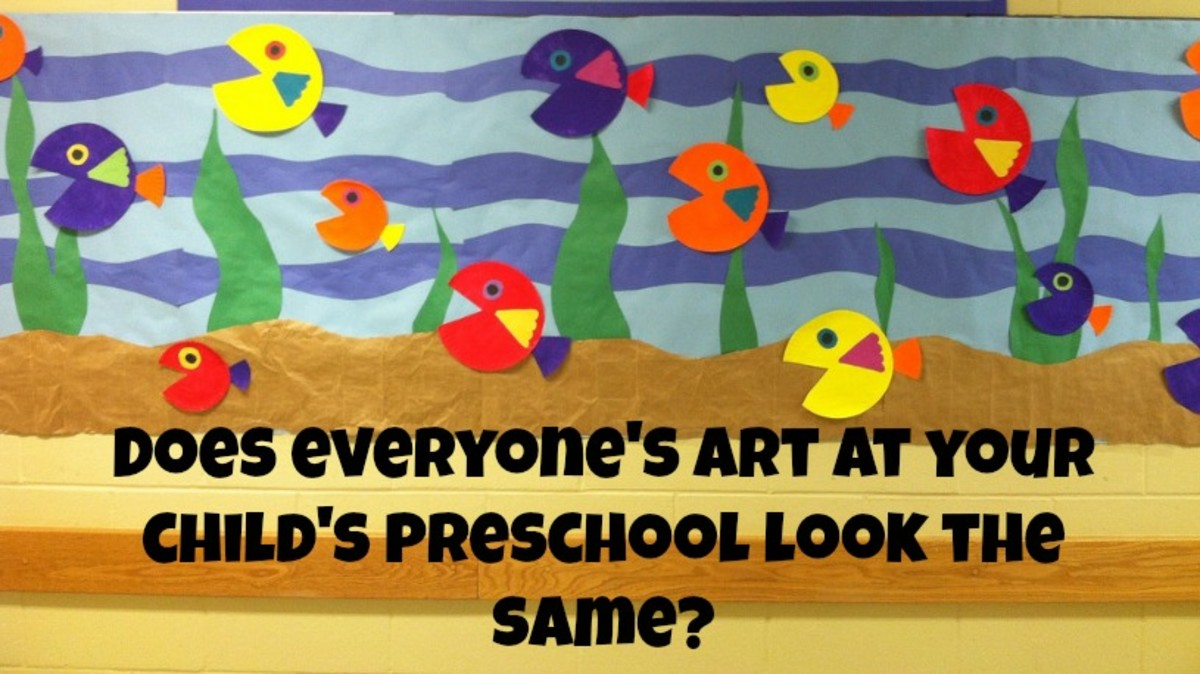 Teacher-directed art stifles creativity, decision-making, and self-confidence.