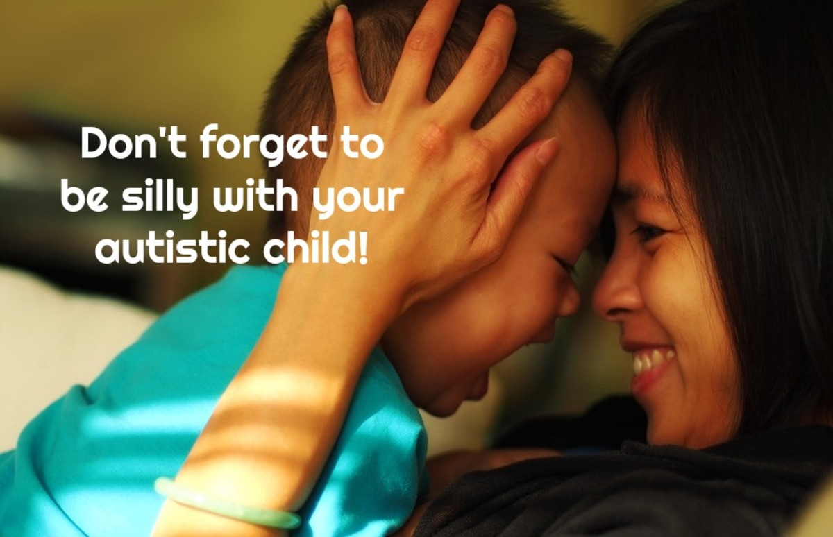 With medical appointment, therapies, and the push to make improvement, some parents forget to just enjoy their kids.