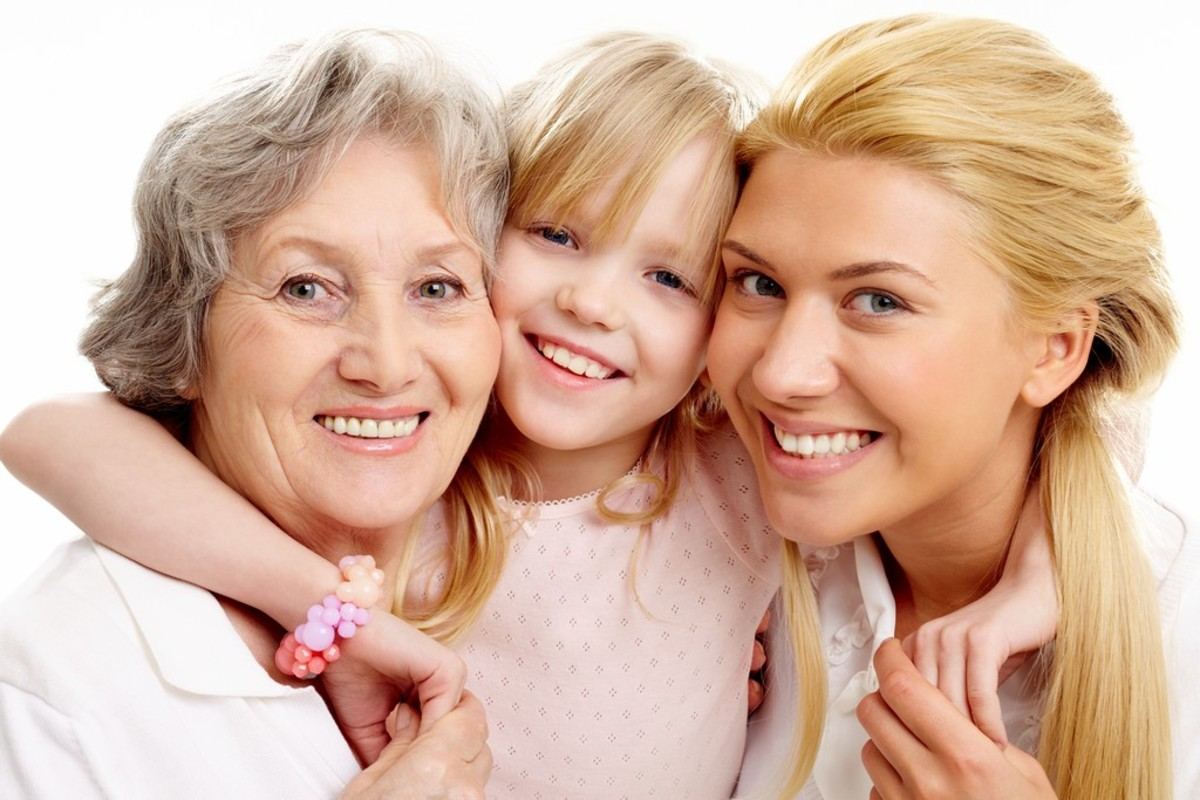 106 Nicknames For Grandma And Grandpa Wehavekids