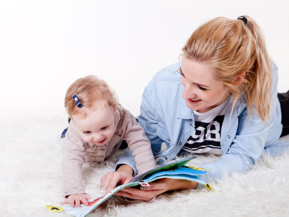 Parents are the best ones to instill in their children a love of books. The emotional connection between love and reading begins early and can last a lifetime.