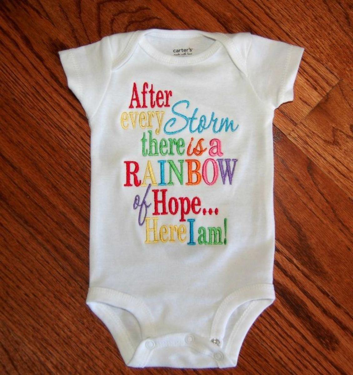 Journey to a Rainbow Baby | WeHaveKids