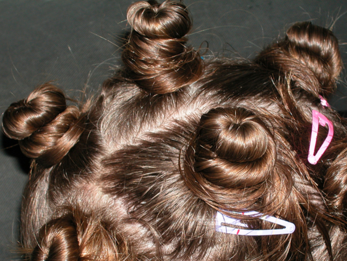 Lice spreads more quickly in girls.