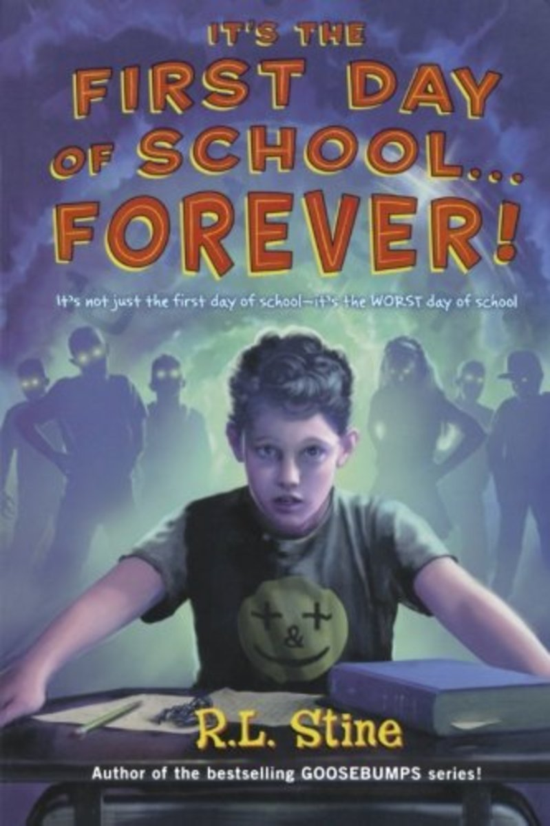 It's the First Day of School…Forever! by R.L. Stine