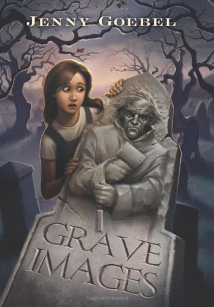 Grave Images by Jenny Goebel