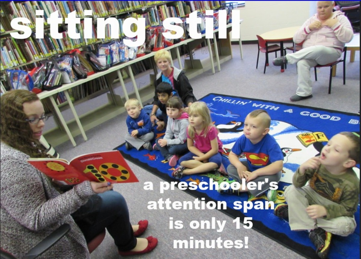 Parenting a preschooler involves advocating for what's developmentally appropriate and sitting still for long periods is not.