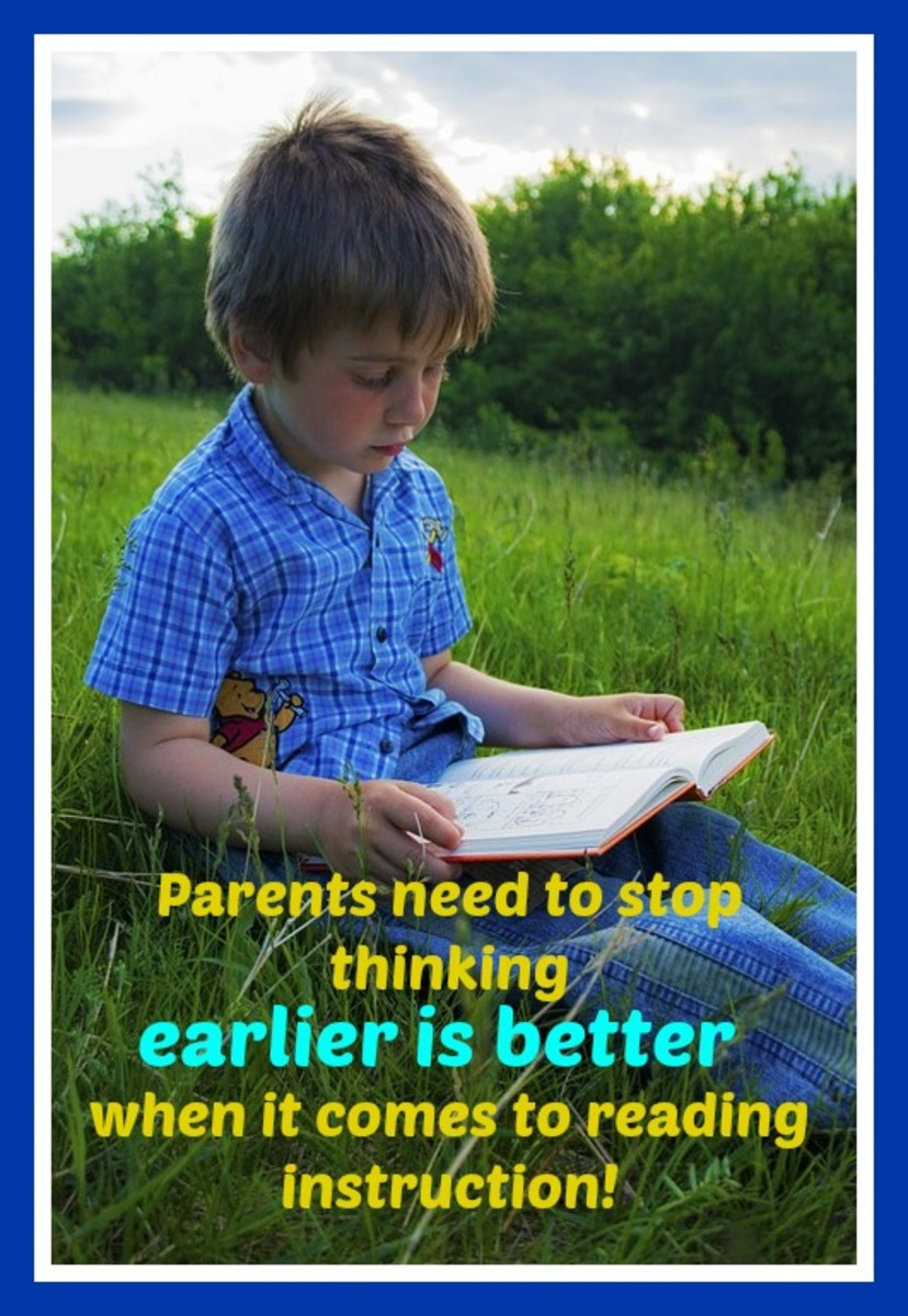Parents are too easily impressed when their child is an early reader and too easily deflated if she's not. Neuroscience shows us that not all kids are ready to read in kindergarten, and it has nothing to do with intelligence.