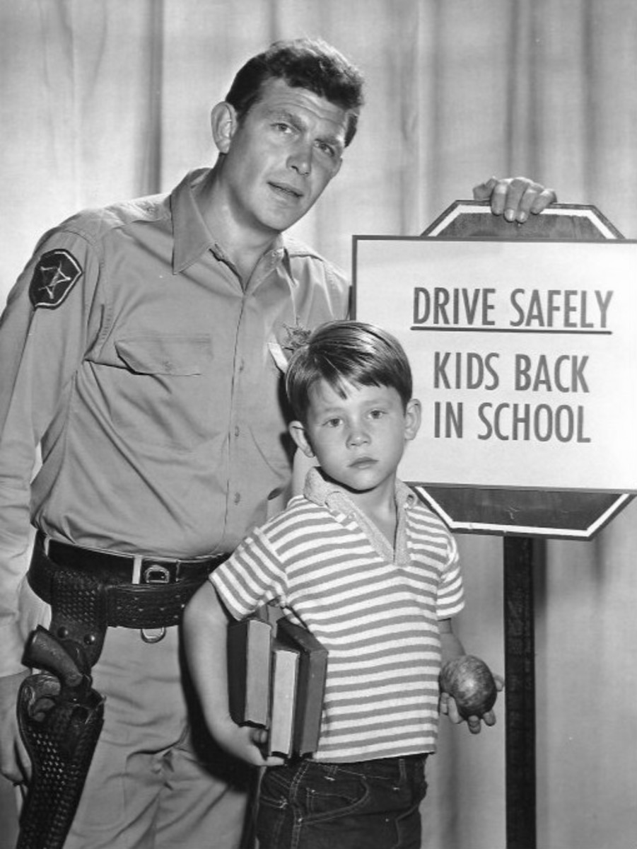 Someone needs to nominate Andy Griffith for sainthood.