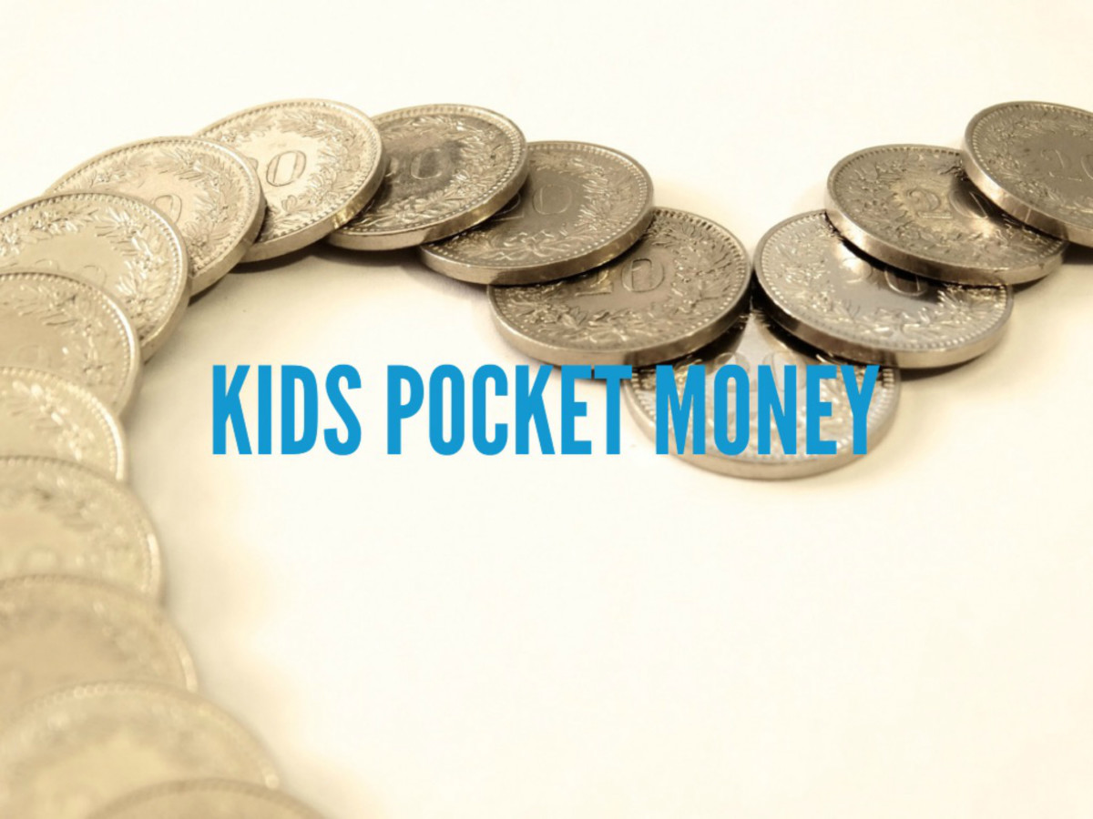 Start small and make sure your family budget cope with this