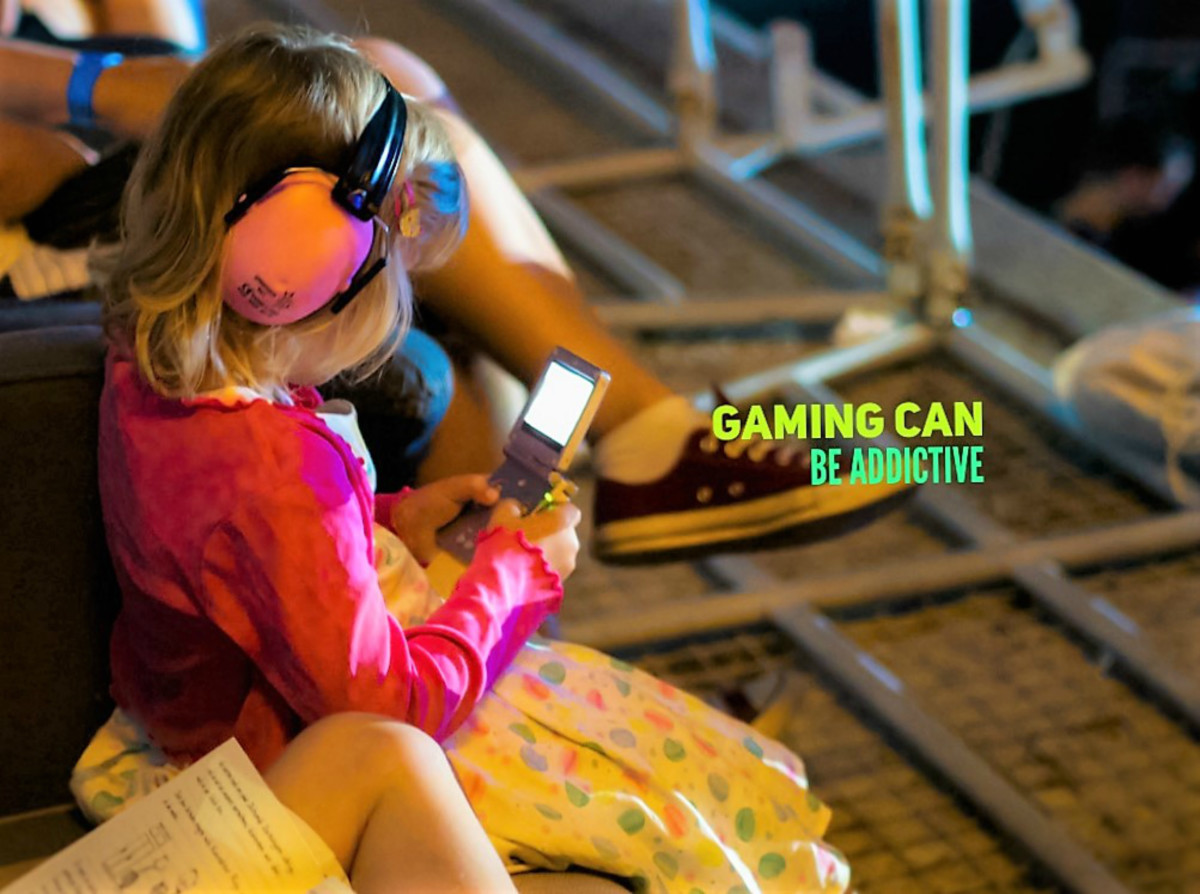 Like many other things in life gaming can be addictive. If children are showing signs that they are addicted to the game by all means limit their time and help them find ways to balance their lives.