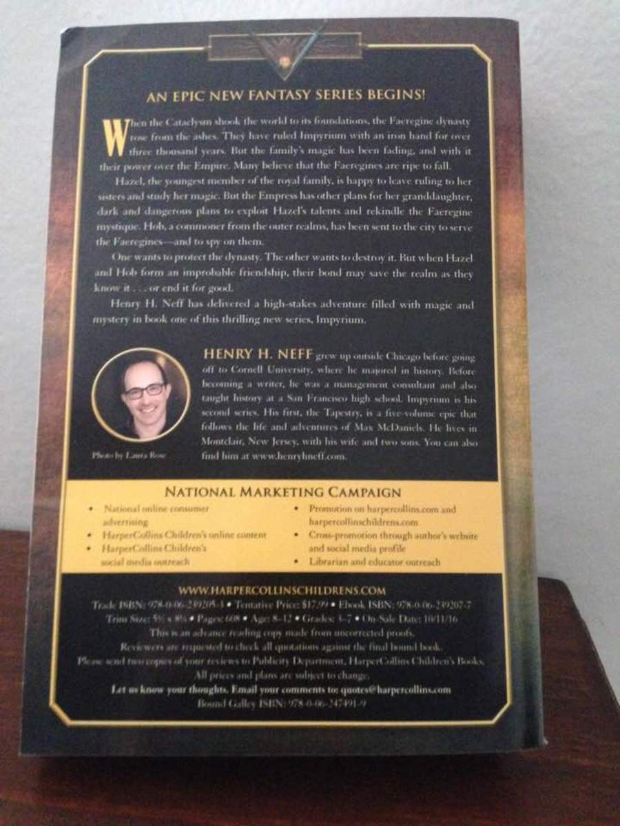 Get to know the author Henry H. Neff