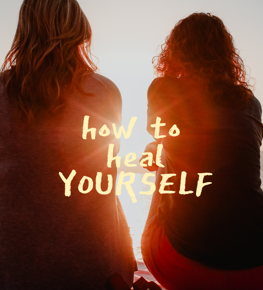How to heal from emotional neglect.