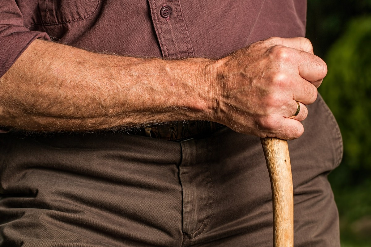Frailty is an inevitable part of old age.