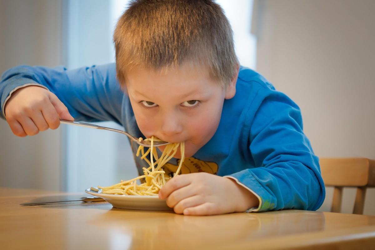 Children love food..some food