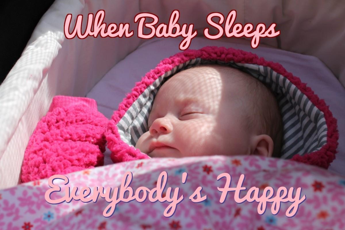 Baby Sleep Gadgets -- the Top 5