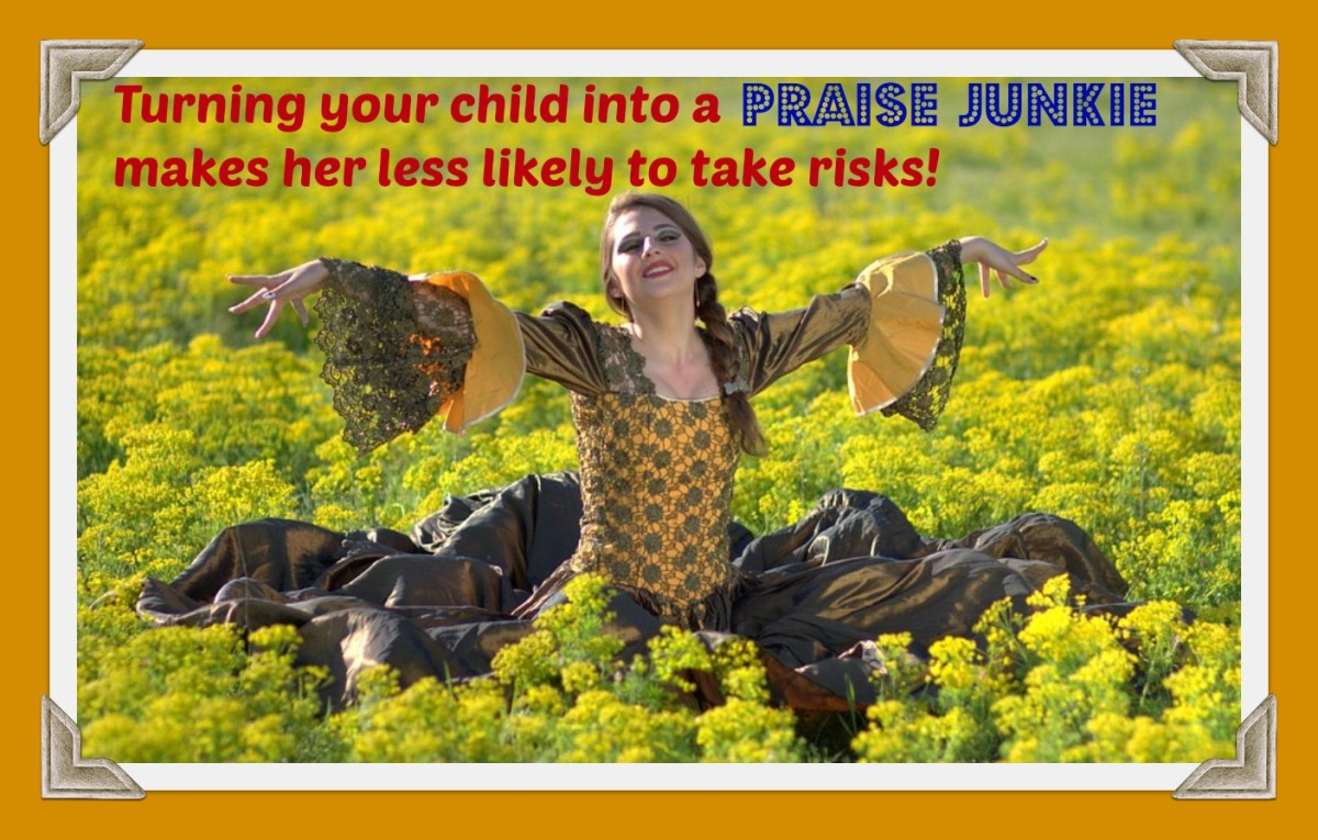 When parents give too many compliments, they turn their kids into praise junkies who crave validation.
