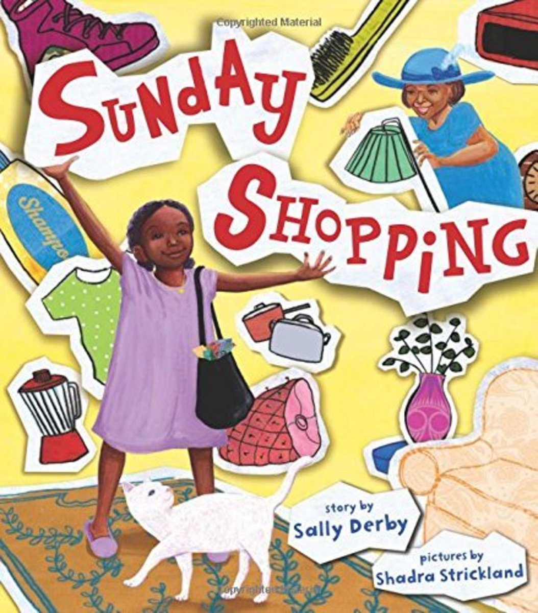 Sunday Shopping by Sally Derby