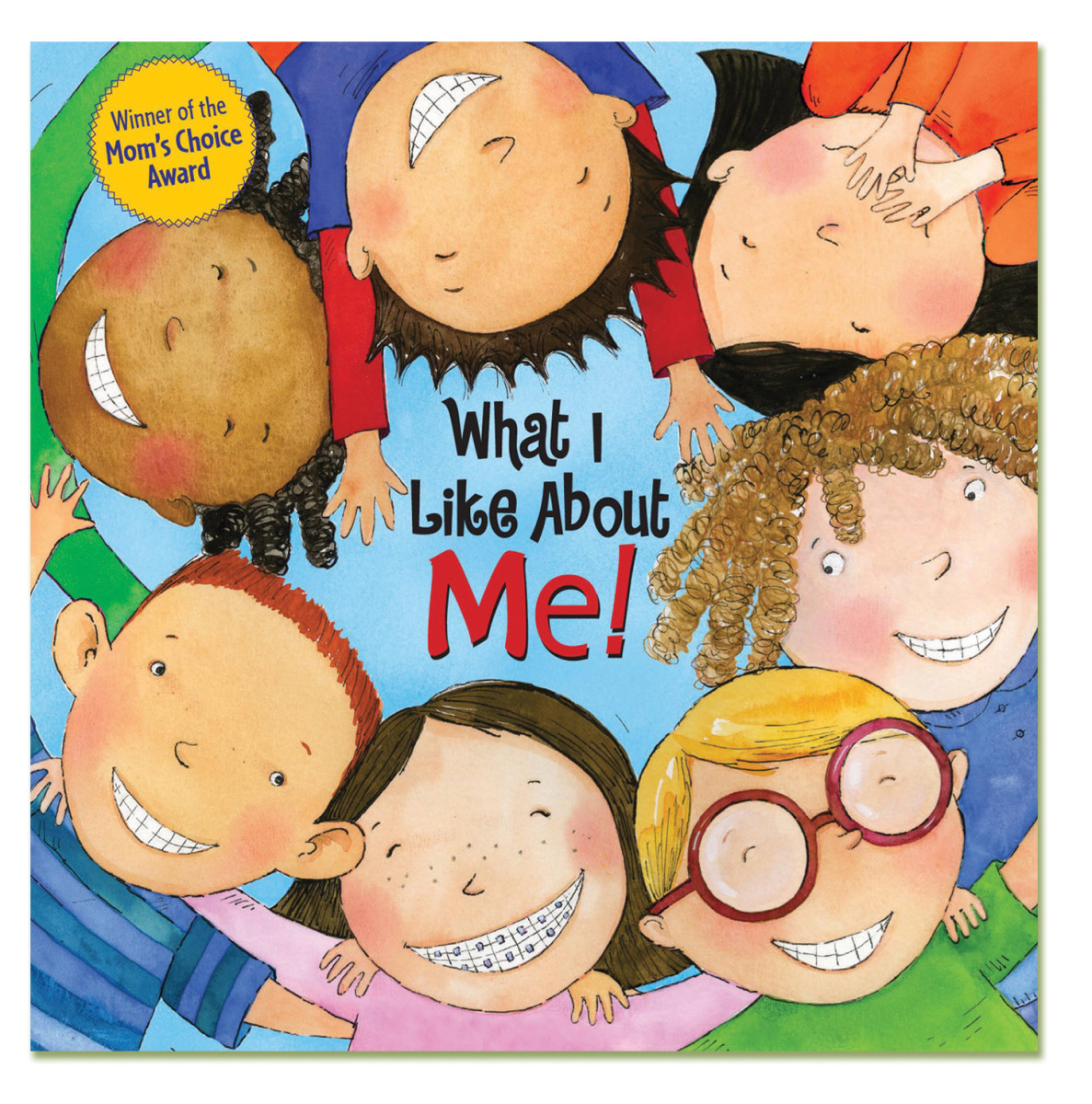 What I Like About Me by Allia Zobel Nolan