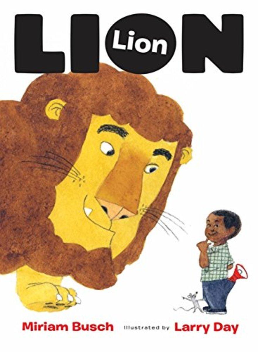 Lion, Lion by Miriam Busch