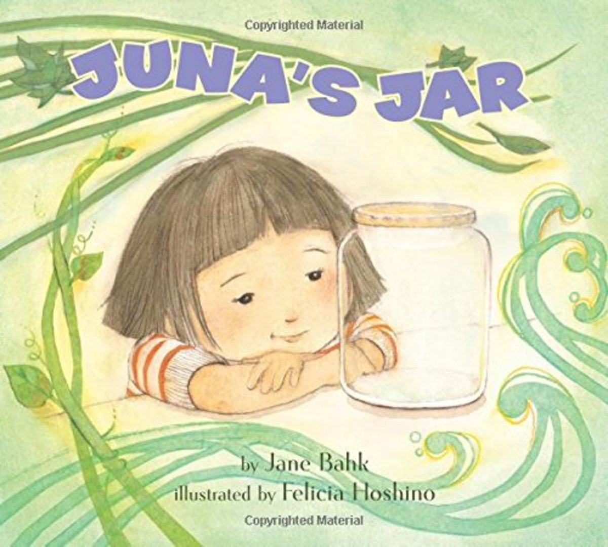 Juna's Jar by Jane Bank