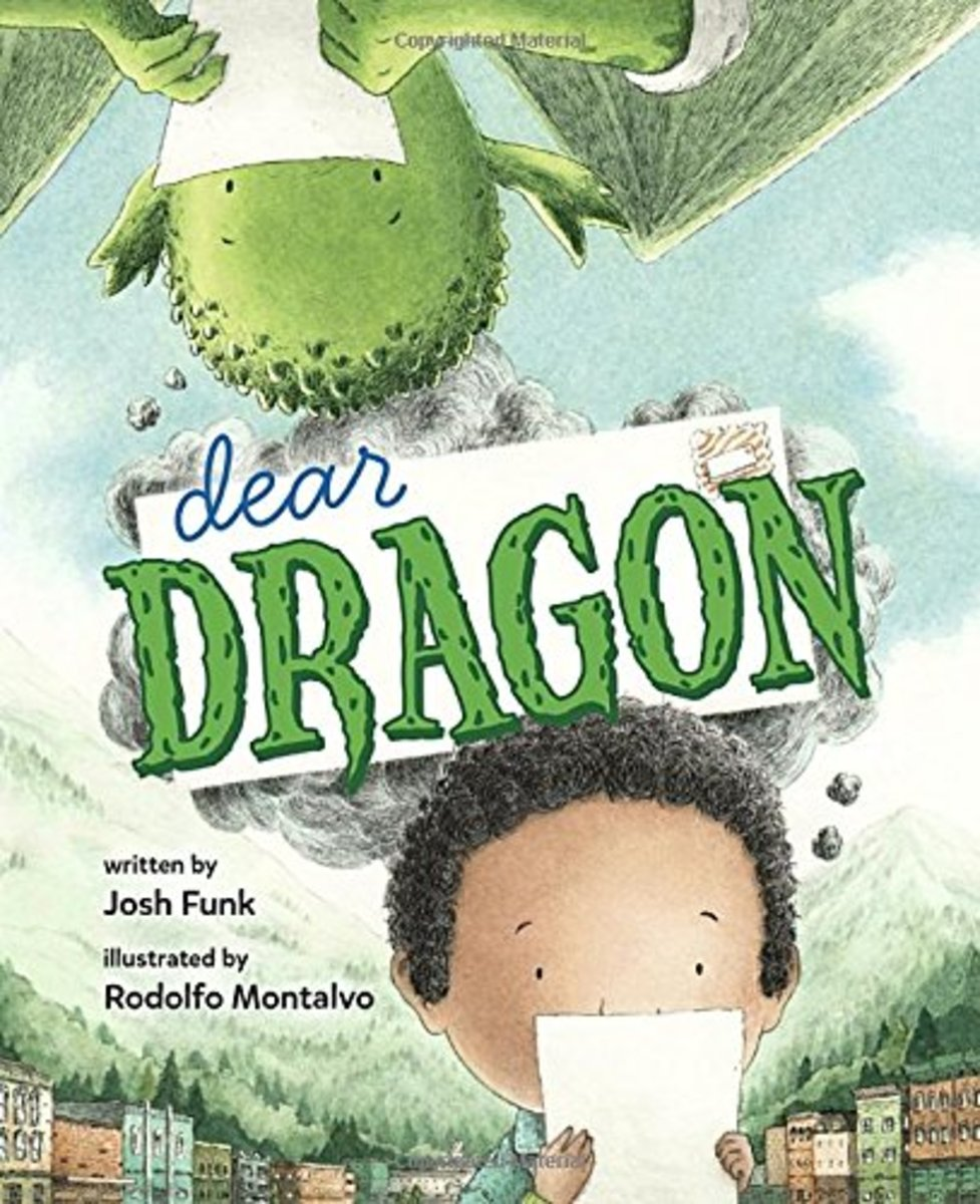 Dear Dragon by Josh Funk