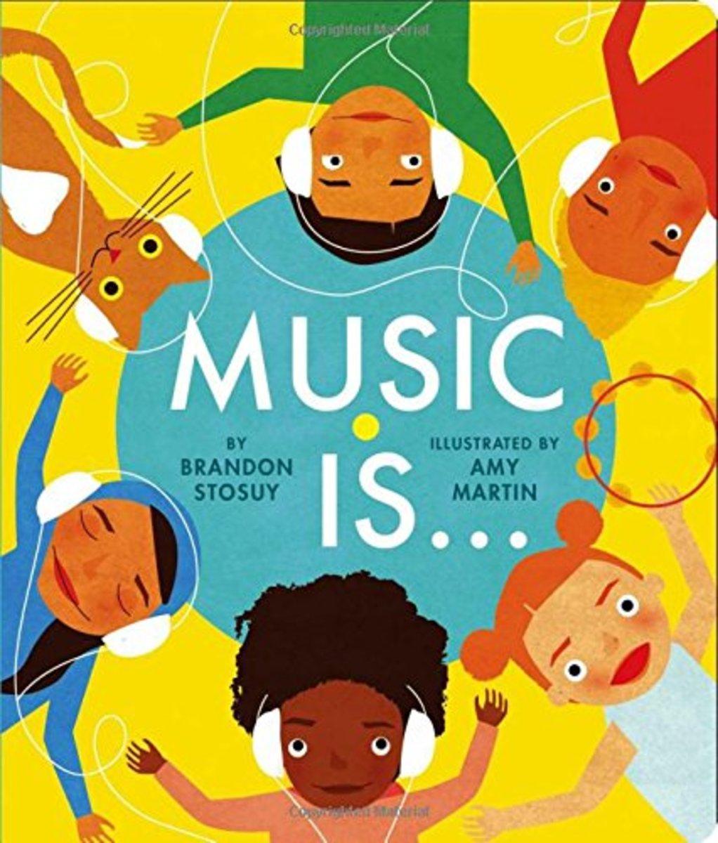 Music Is ... by Brandon Stosuy
