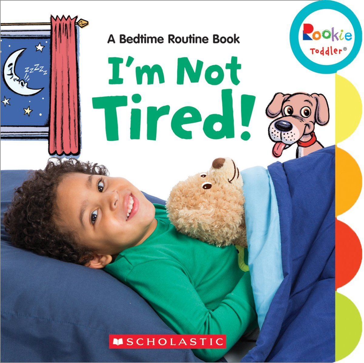 I'm Not Tired!