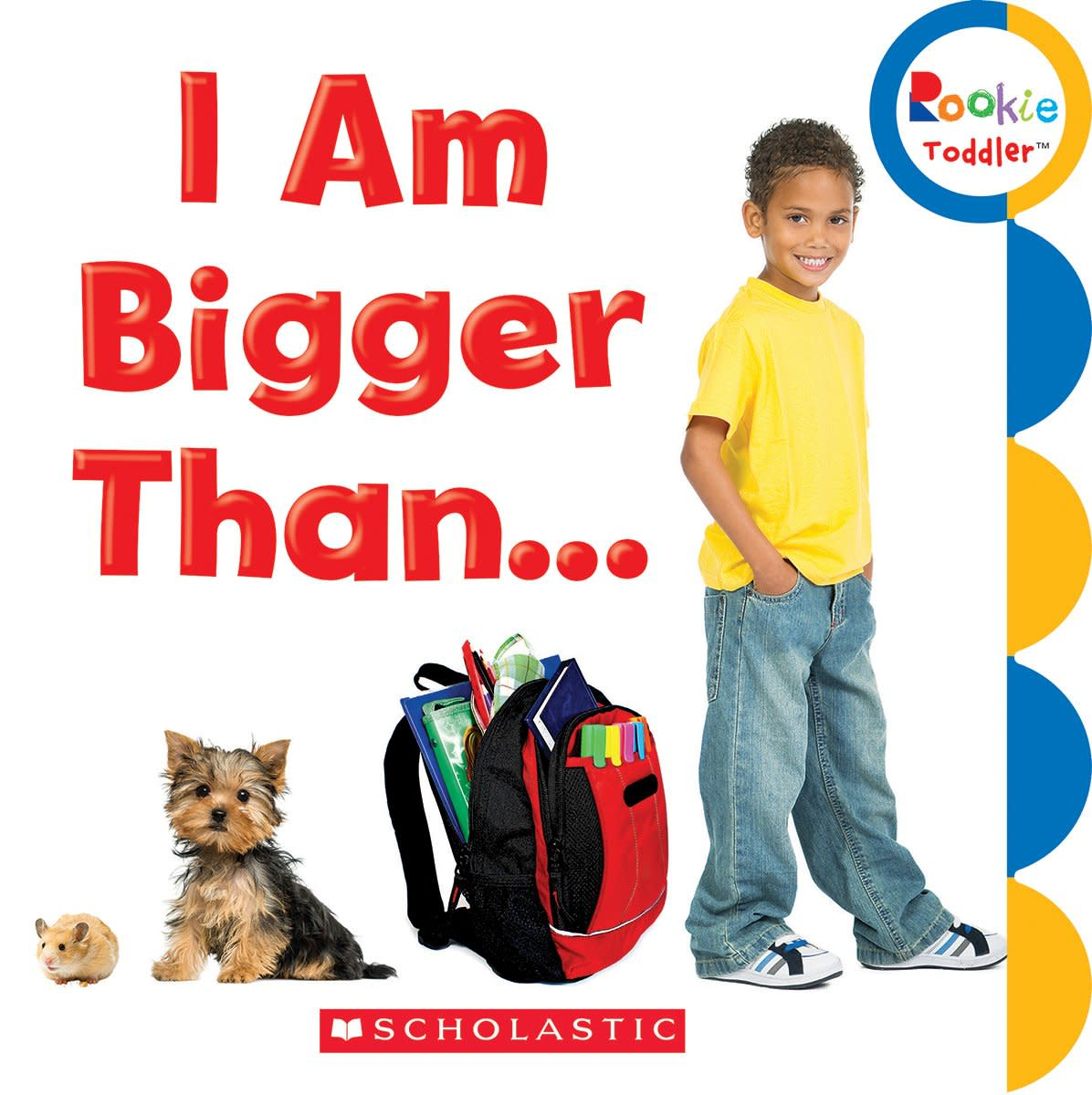 I Am Bigger Than...