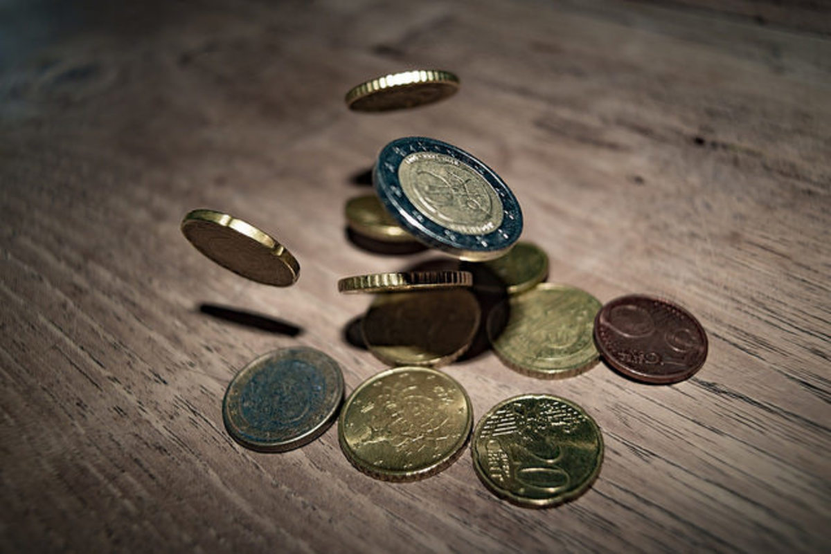 Coins can be particularly dangerous choking hazards- especially as they are often found in and under couches, which is prime territory for a small toddler or baby.