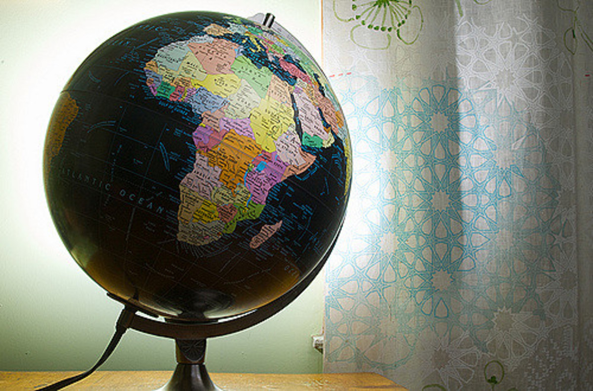 Getting kids interested in geography doesn't have to be hard! Having maps and globes around your house will inspire your children's curiosity about their world, and learning will feel more like play than work.