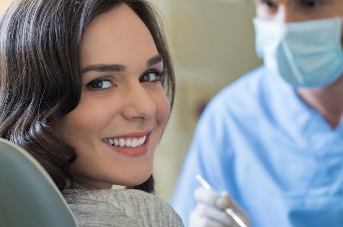Visit your dentist early in your pregnancy--you'll be glad you did!