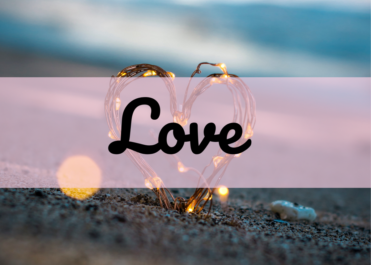 """Love is a """"virtue name,"""" though a much less common one than names like Charity and Chastity."""