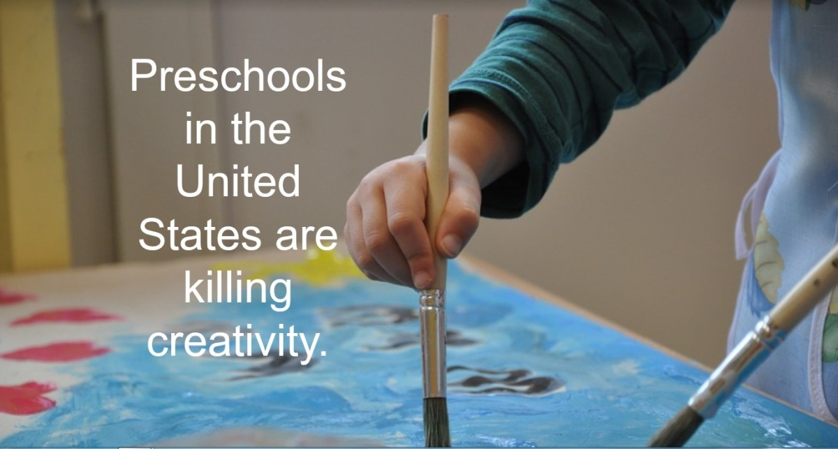 The decline in student creativity has long-range implications for our country.