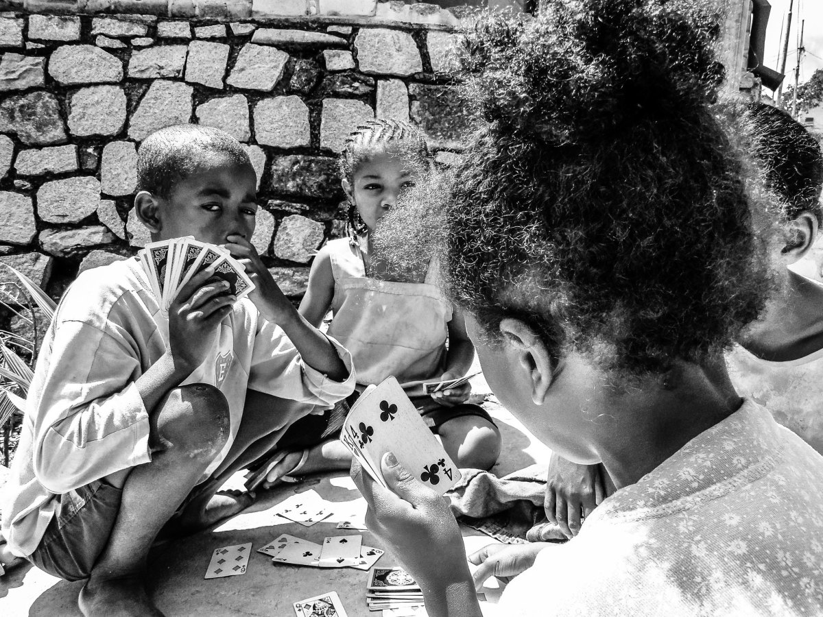 Many classic card games are appropriate for young children, and the simplest can be played by kids as young as 3 years old.