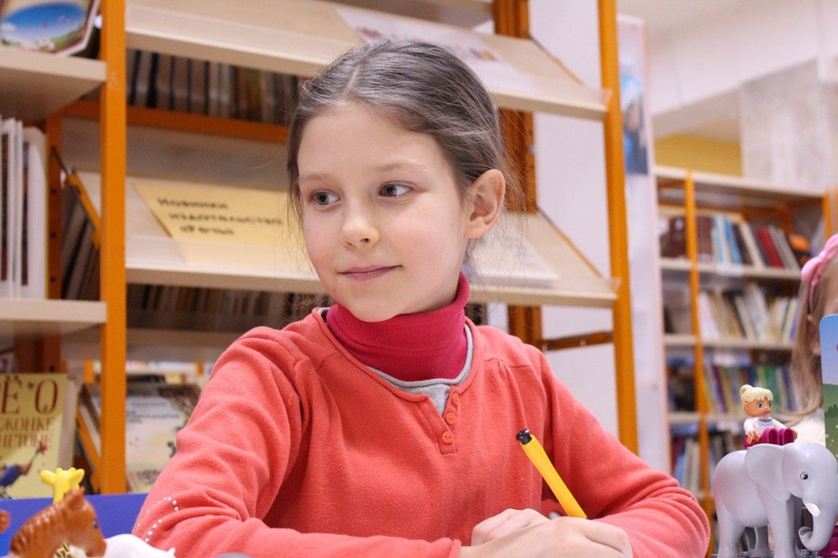An organized student is a confident student.