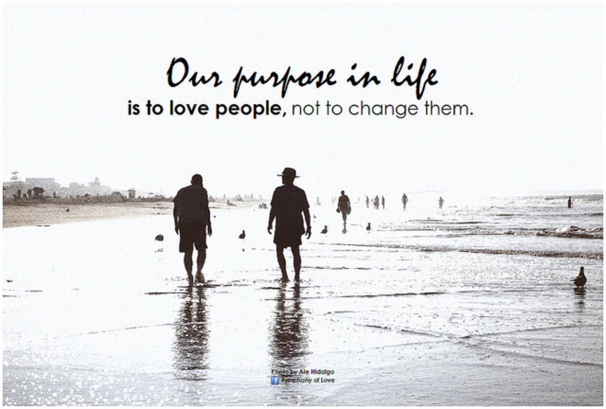 Finding purpose in life helps wellbeing. Many extroverts thrive when filled with social purpose.