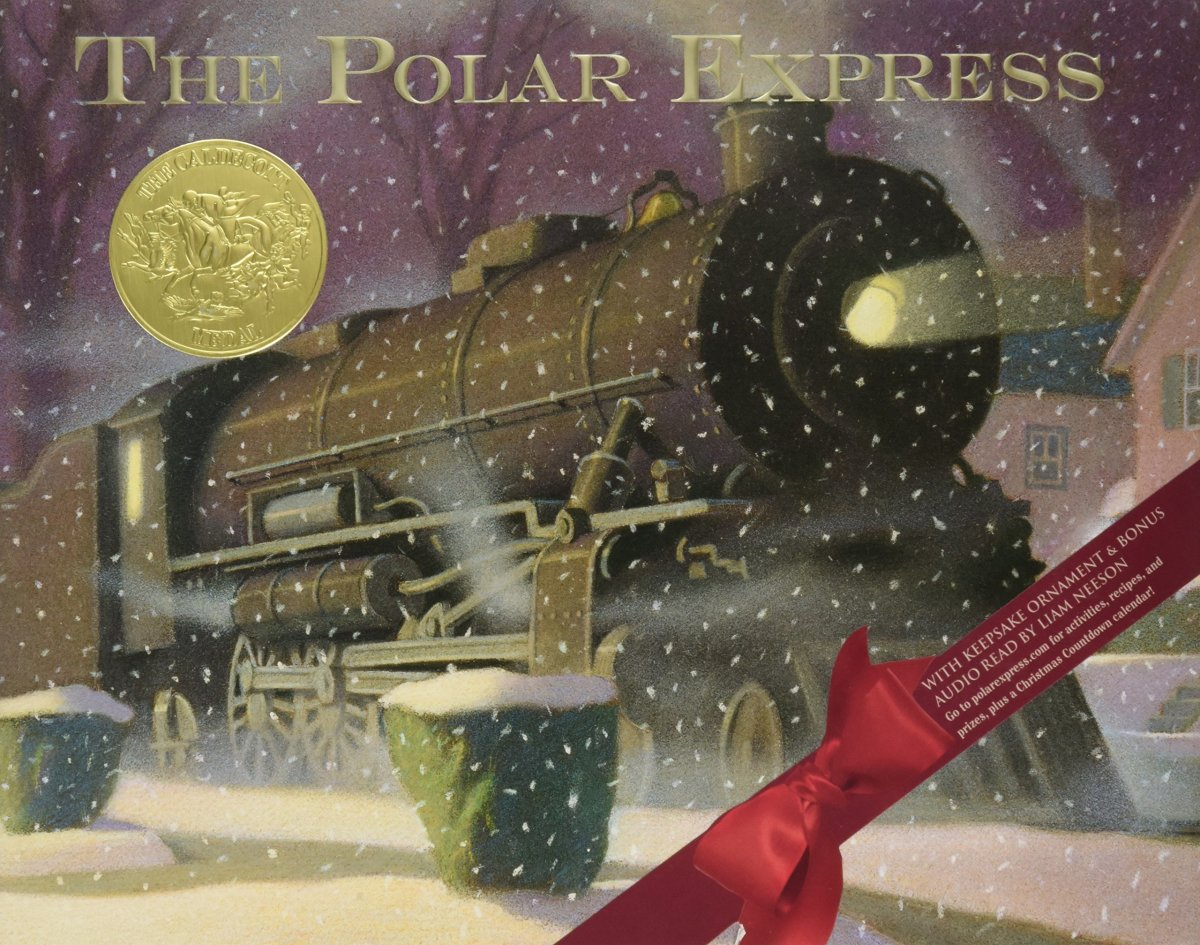 Polar Express by Chris Van Allsburg
