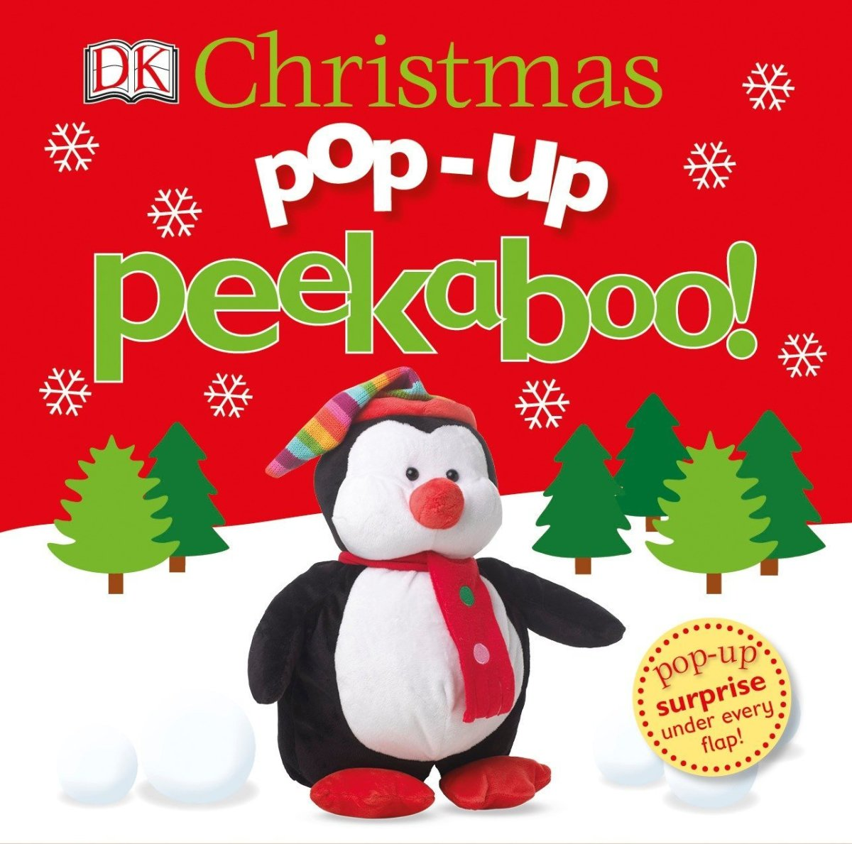Pop-up Peekaboo Christmas