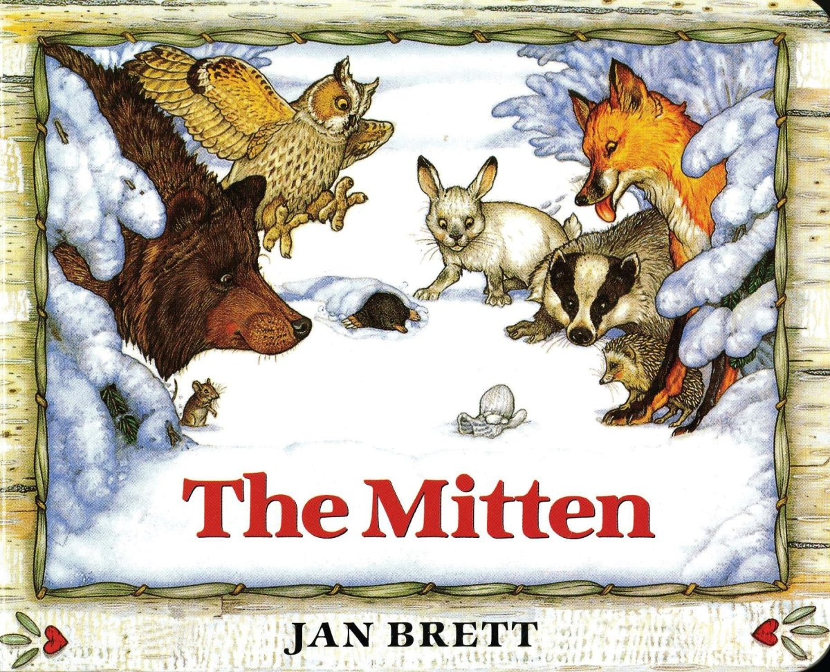 The Mitten by Jan Brett