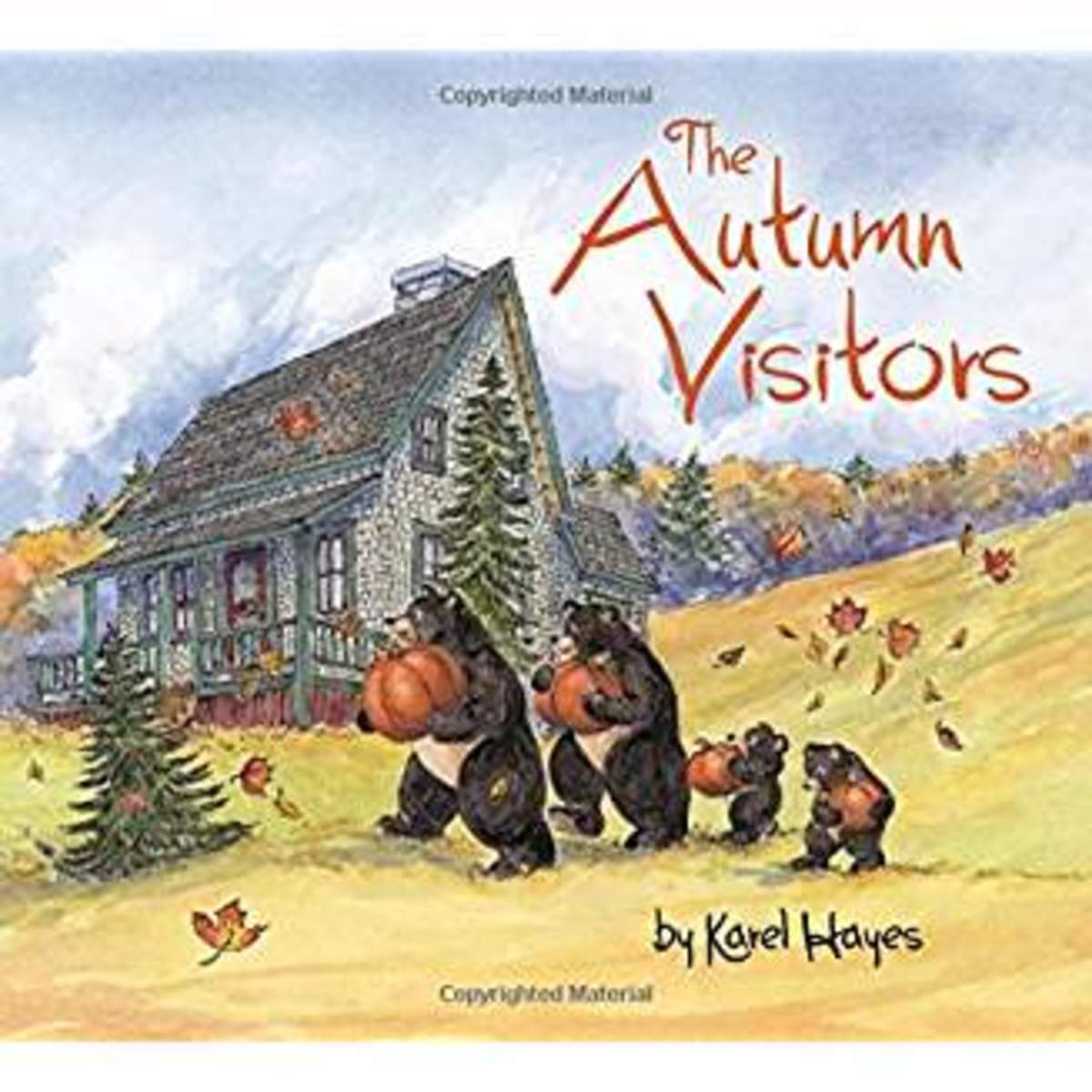 The Autumn Visitors by Karel Hayes